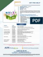 Diploma of Website Development