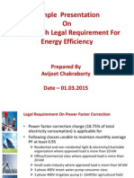 Bangladesh Energy Efficiency Requirement