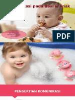 Komunikasi Pada Bayi