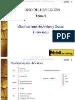Curso Lubricacion Clasificacion Aceites Grasas Lubricantes