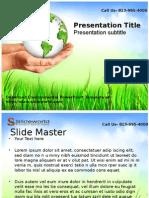 Download Environmental PowerPoint Template- Slide World