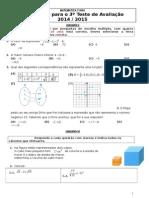 Revisões FA 3 - 7º 14-15