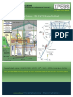 Plumbing & Fire Fighting Systems - IPC & NFPA (Design & Drafting)