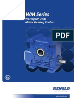 WM Series Metric 2008