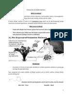 Histamine and Antihistamine