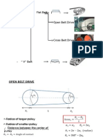 JJ311 MECHANICAL OF MACHINE CH 6 BELT DRIVE
