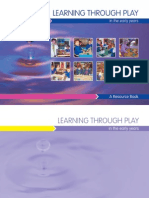 Learning Through Play Ey