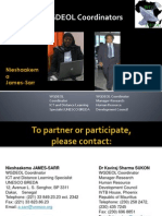 OpenED 2010 Presentation