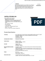 Satellite M50-164 - Toshiba