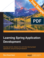Learning Spring Application Development - Sample Chapter