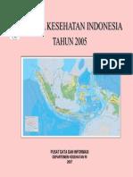 Peta Kesehatan 2005