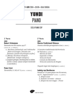 20140405 | Programa de Sala Yundi