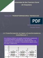 Tema 7 Trafos Facultad Tecnica
