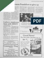 1982 Frankfort Abandonment