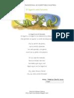 Poesias Tradicionales Para Niños Escritures Ilustres