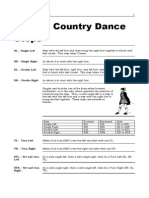 English Country Dance Steps