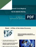 Fdi in Indian Retail