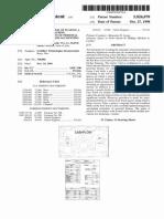 Patent -US05826878