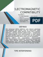 Electromagnetic Compability (EMC)