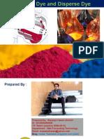 reactive dye anddisperse dye