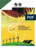 Mali - Stratégie de développement de mîtrise de l'énergie_02