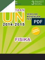 Materi Pengayaan UN IPA Fisika SMP MTs 2015