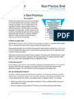 BP Survey Design and FAQs