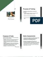 ethical testing training