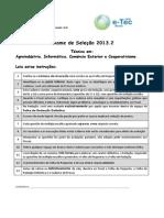 Prova e-Tec 2013.pdf