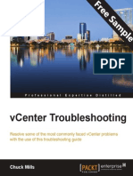 vCenter Troubleshooting - Sample Chapter