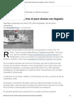 Europa, En Shock Tras El Peor Drama Con Ilegales - 20.04.2015 - Lanacion