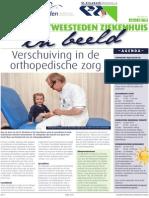 ETZ In Beeld, patiëntenmagazine - April 2015