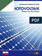 Information PV