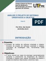 Parte 1 - Analise Projeto OO - Alan Gavioli