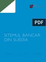 Monografie a Sistemului Bancar Din Suedia