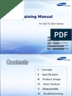 Samsung Training Manual Uexxes5000 Uexxeh5xxx Uexxeh52xxx Uexxes4000 Uexxeh4000 en[1]