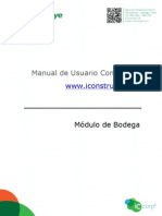 Manual de Bodega Softland