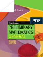 Cambridge General Mathematics Year 11