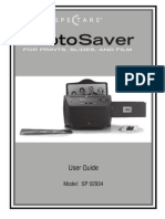 User Manual Photo Saver