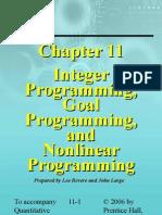 GoalProgramming
