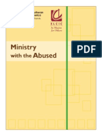 ministry with abused