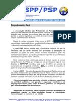 Política Reinvidicativa da ASPP PSP - 2010