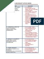 GUIA DE CERTIFICAS ION DE MICROSOFT OFFICE WORD