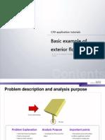 CFD Application Tutorials 2
