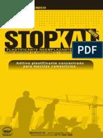 Manual Stopkal Reemplaza La Cal