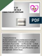 Chinolone Si Antiseptice Ale Tractului Urinar