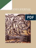 Africanas Journal Volume 7 No. 1