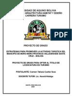 Proyecto Final Vallegrnade