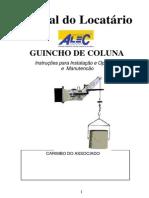Manua Do Guincho de Coluna
