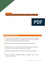 Tema 8. Programa de Rrpp